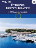 neuveden: Evropou křížem krážem - 5 DVD