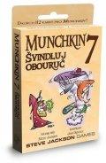 neuveden: Munchkin 7/Švindluj obouruč - Karetní hra - rozšíření