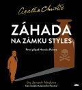 Christie Agatha: Záhada na zámku Styles - CDmp3 (Čte Jaromír Meduna)