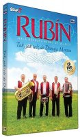 neuveden: Rubín - Tak jak teče do Dunaja Morava - CD+DVD