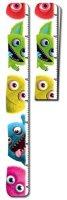 neuveden: Nástěnný metr Monster (150cm)
