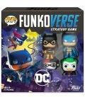 neuveden: Funkoverse POP: DC Comics Gotham City Rumble - Base set  (English)
