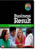 Grant David, Hughes John, Turner Rebecca: Business Result DVD Edition Pre-intermediate Student´s Book + DVD-ROM Pack
