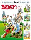Goscinny R., Uderzo A.,: Asterix I - IV