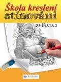 neuveden: Škola kreslení stínování - Zvířata 2