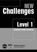 neuveden: New Challenges 1 slovníček CZ