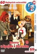 neuveden: Znovu u Spejbla a Hurvínka 2. - DVD