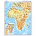 neuveden: Afrika - příruční obecně zeměpisná mapa A3/1:33 mil.