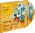 Irving John: Hotel New Hampshire - 2CD mp3 (čte Ladislav Mrkvička)