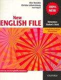 Oxenden Clive: New English File Elementary Student´s Book S Anglicko-českým Slovníčkem