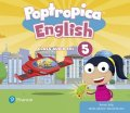 Jolly Aaron: Poptropica English 5 Audio CD