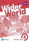 Fricker Rod: Wider World 4 Teacher´s Book w/ MyEnglishLab/ExtraOnline Home Work/DVD-ROM