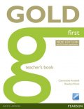 Annabell Clementine: Gold First 2015 Teacher´s Book