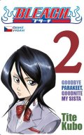 Kubo Tite: Bleach 2: Goodbye parakeet, goodnight my sista