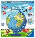 neuveden: Puzzle - Dětský globus 180 dílků