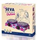 neuveden: Stavebnice SEVA - Rodina Vaříme 682 dílků