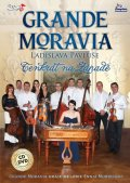 neuveden: Grande Moravia - Telkrát na západě - CD + DVD