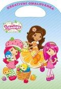 neuveden: Strawberry - Kreativní omalovánky A4 s výsekem