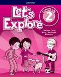 Covill Charlotte: Let´s Explore 2 Workbook (CZEch Edition)