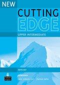 Comyns Carr Jane: New Cutting Edge Upper-Intermediate Workbook w/ key