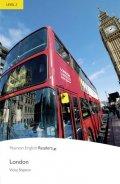 Shipton Vicky: PER | Level 2: London Bk/MP3 Pack