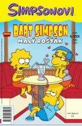neuveden: Simpsonovi - Bart Simpson 04/2014 - Malý rošťák