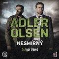Adler-Olsen Jussi: Nesmírný - 2 CDmp3 (Čte Igor Bareš)