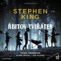 King Stephen: Řbitov zviřátek - 2 CDmp3 (Čte Vasil Fridrich)
