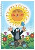 neuveden: Krtek - školní zápisník A5