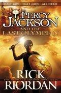 Riordan Rick: Percy Jackson And The Last Olympian