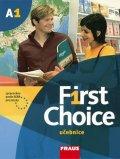 kolektiv autorů: First Choice A1 - učebnice + CD