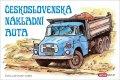 neuveden: Československá nákladní auta