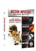 neuveden: Mission: Impossible kolekce 1-5 DVD