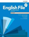 Latham-Koenig Christina; Oxenden Clive: English File Pre-Intermediate Workbook with Answer Key (4th)