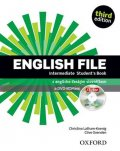 Latham-Koenig Christina; Oxenden Clive: English File Intermediate Student´s Book 3rd (CZEch Edition)