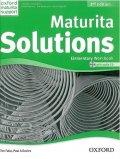 Falla Tim, Davies Paul A.: Maturita Solutions Elementary Workbook 2nd (CZEch Edition)