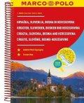 neuveden: Slovinsko/Chorvatsko / atlas-spirála 1:300T MD