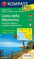 neuveden: Costa della Maremma 2469 / 1:50T NKOM