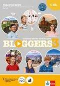 neuveden: Bloggers 3 (A2.1) - 2dílný prac. sešit + žákovská licence