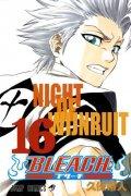 Kubo Tite: Bleach 16: Night of Wijnruit