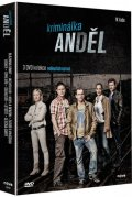 neuveden: Kriminálka Anděl IV. Řada 3 DVD