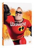 neuveden: Úžasňákovi DVD - Edice Pixar New Line