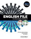 Latham-Koenig Christina; Oxenden Clive: English File Pre-intermediate Multipack B (3rd)