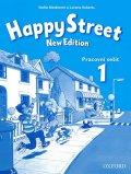 Maidment Stella: Happy Street 1 Pracovní Sešit (New Edition)