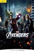 Potter Jocelyn: PER | Level 2: Marvel´s The Avengers