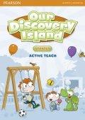 neuveden: Our Discovery Island Starter Active Teach