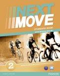 Barraclough Carolyn: Next Move 2 Students´ Book w/ MyEnglishLab Pack