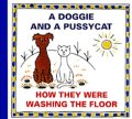Čapek Josef: A Doggie and a Pussycat - How they were washing the Floor