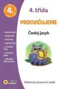 neuveden: Český jazyk 4. třída procvičujeme - Zábavný pracovní sešit
