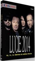 neuveden: Lucie (záznam koncertu) - DVD